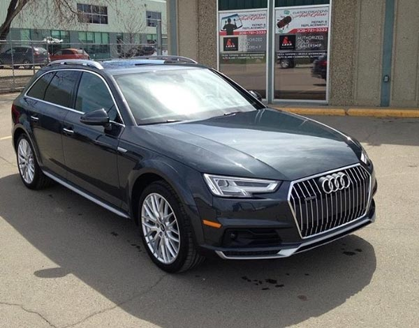 2018 Audi Allroad